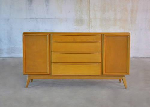Calligaris Solid Wood Credenza / Buffet