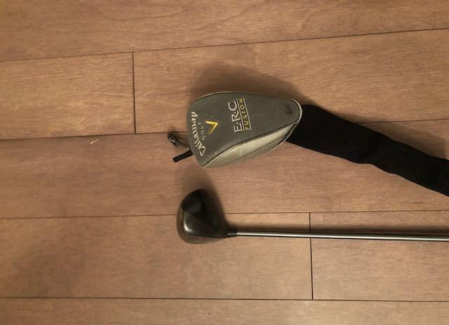 Calloway 3 Fairway wood