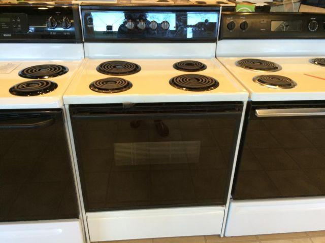 Caloric prestige series self cleaning oven manual