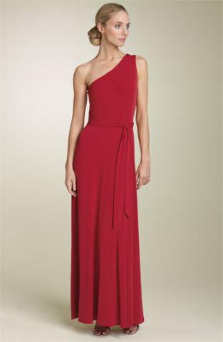calvin klein special occasion dress brilliant red for With calvin klein special occasion dresses