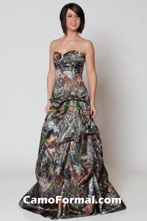 Camo PROM dress - (Warsaw) for Sale in Buffalo, New York Classified ...
