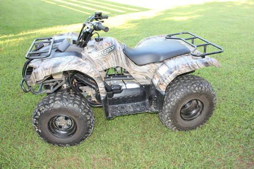 Camo yamaha 2007 grizzly atv 4 wheeler for sale in for Four wheelers yamaha for sale