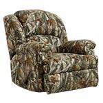 Camouflage Recliner-No Credit Needed Financing