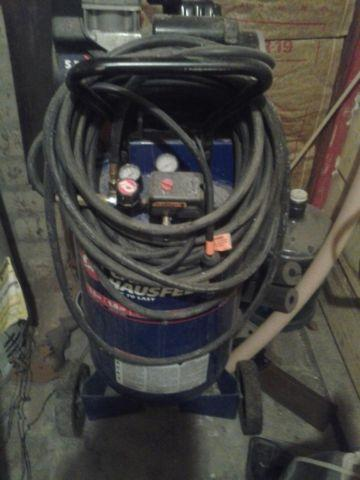 Campbell Hausfeld 20 Gal Air Compressor For Sale In Joshua