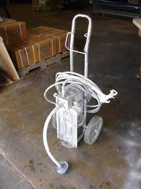 Campbell Hausfeld 33 Gpm Airless Paint Sprayer For Sale