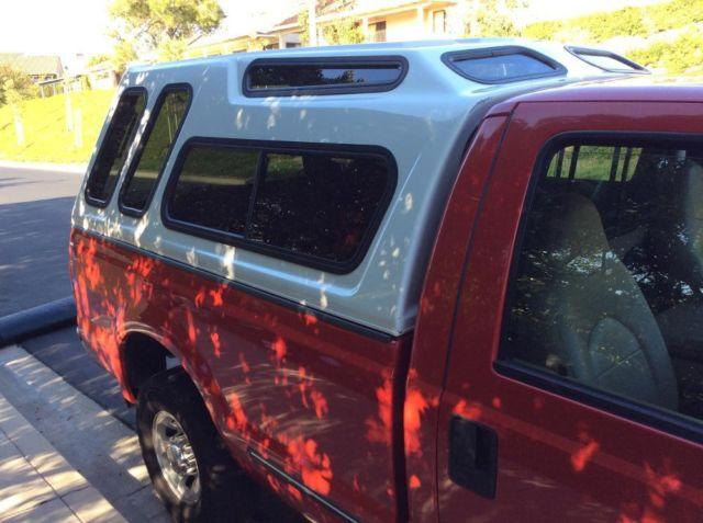 Camper Shell Short Bed F150 Classifieds Buy Sell Camper