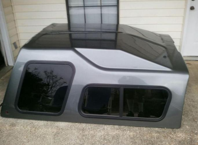 Toyota Of Gadsden >> Camper Shell, Leer for Sale in Dothan, Alabama Classified ...