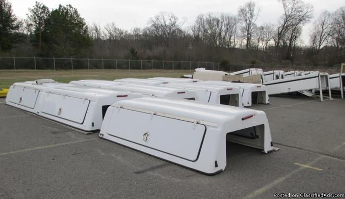 Camper Shells For Sale Near Me >> CAMPER SHELLS FOR GMC CHEVY COLORADO / CANYON TRUCKS ...