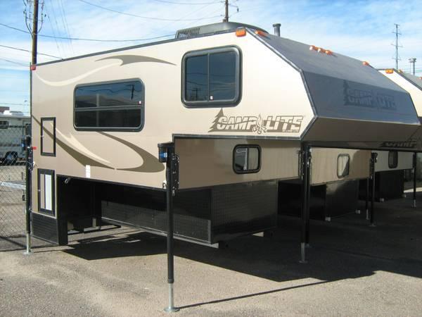 Camplite 8 5 Truck Camper - $23999