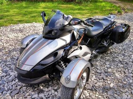 can am spyder for sale in appleton wisconsin classified. Black Bedroom Furniture Sets. Home Design Ideas