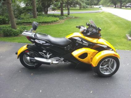 Can Am Spyder 2008 premier edition