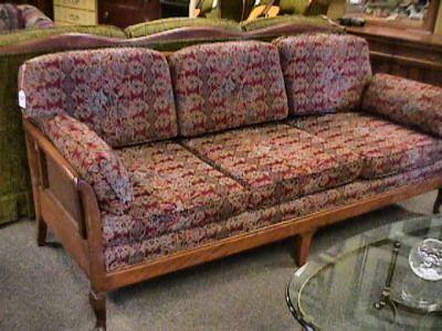 Cane Back Couch Sofa Miamisburg For Sale In