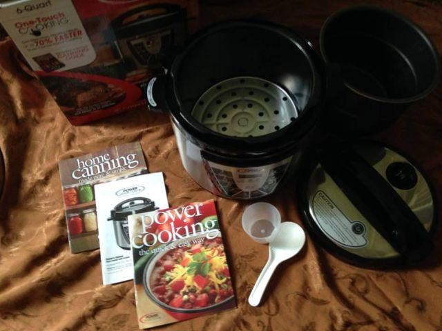 Canning Power Pressure Cooker XL - as Seen on TV! for Sale ...