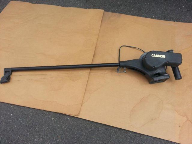 cannon mini mag downrigger manual