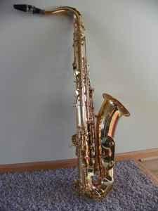Cannonball Tenor Saxophone - $950 western Iowa
