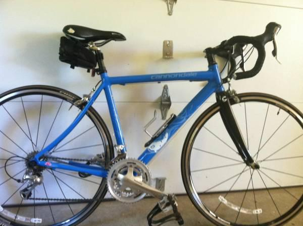 Cannondale, Blue - for Sale in Ledyard, Connecticut Classified