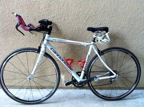 3cdbd0a42ec Cannondale Synapse Five Shimano 105 51 Cm Road Bike for sale in Austin,  Texas