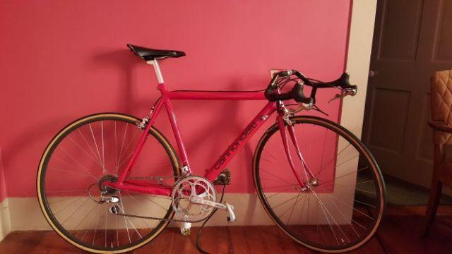 Cannondale Vintage race bike
