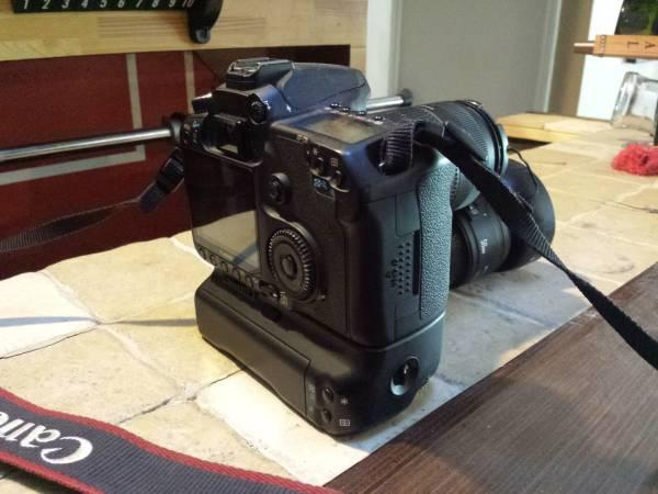 Canon 40D + Battery Grip/50mm and more - for Sale in