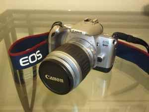 *** Canon Camera w/Lenses *** (Lemoore)