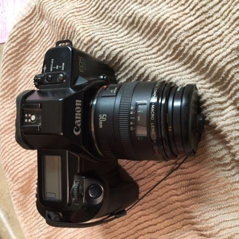 Canon EOS 630 with 50MM lens