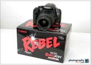 Canon Eos XSi DSLR - for Sale in Wichita, Kansas Classified