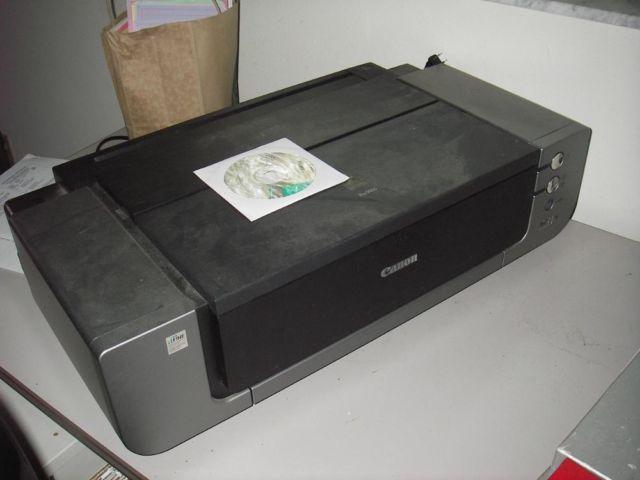CANON PIXMA PRO 9000 13 X 19 PRINTER & PAPER