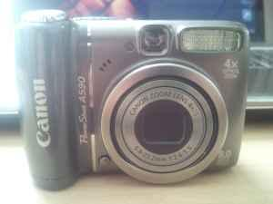 Canon Powershot A590 IS Almost Perfect Condition! - $60 (Lancaster, PA)