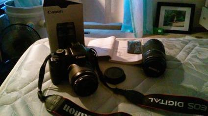 Canon Rebel T3 EOS 1100D DSLR Camera