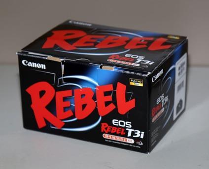 Canon T3i 18 55 Kit 70 300mm Lensbaby