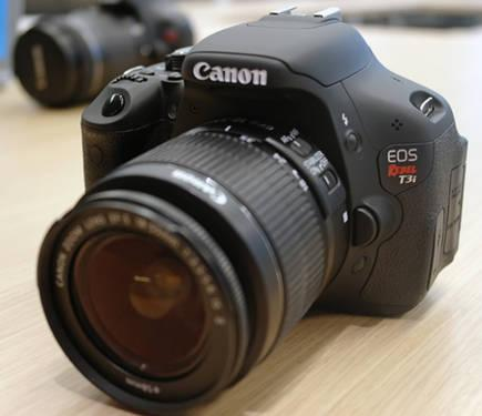 Canon T3i with 2 lens and accessories