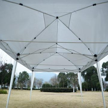 Canopy 10x20 POPUP Heavy Duty Tent, All Sides Covered