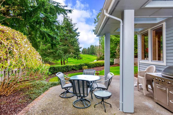 Canterwood Fairway View Home For Sale In Gig Harbor