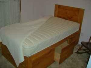 Captains Bed And Frame Lapine Or For Sale In Bend
