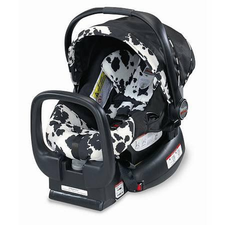 Car Seat Britax Chaperone Infant Car Seat in Cowmooflage. New - $175