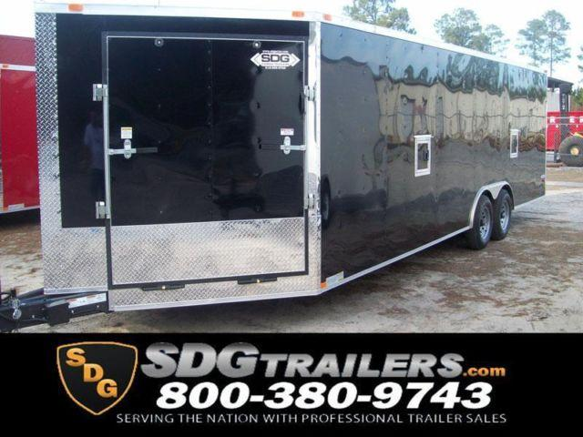 Car Hauler Snowmobile, ATV Trailer