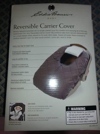 Car Seat Cover - $8