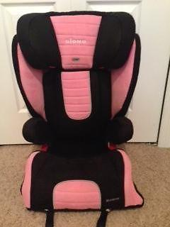 car seat diono monterey pink like new for sale in tampa florida classified. Black Bedroom Furniture Sets. Home Design Ideas