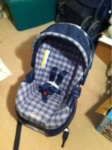 Car Seat / Stroller Combo - Graco - $50 (Evansville /