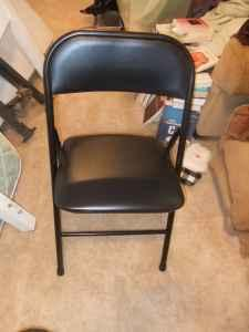 card table and chairs - $25 (Lansing)