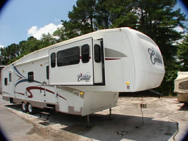 Cardinal Elite Front Living Room 5th Wheel For Sale In Knoxville Tennessee Classified