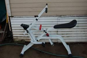 weslo cardio glide plus exercise machine