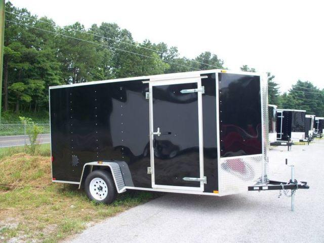 Cargo Trailers Enclosed Motorcycle Trailers