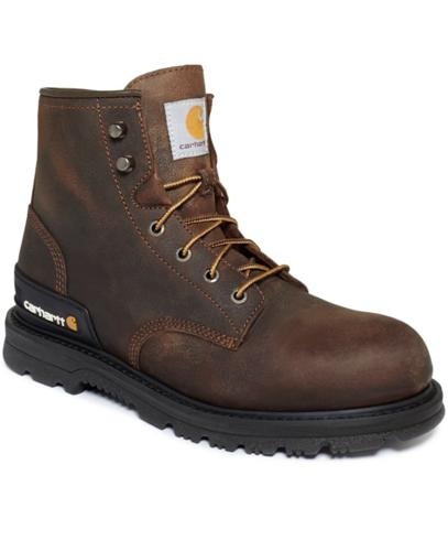 Carhartt Shoes, 6 Inch Safety Toe Unlined Breathable