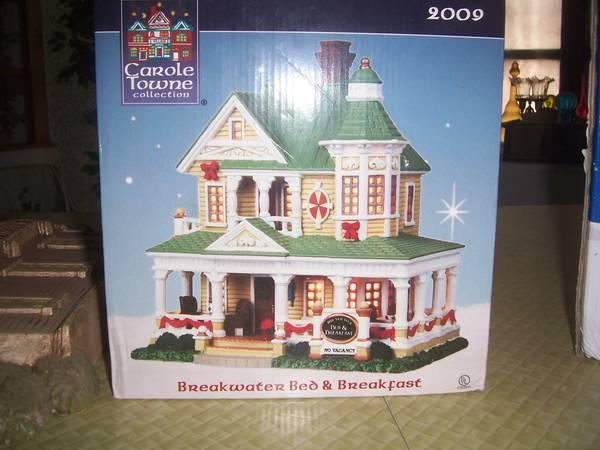 Carole Towne Christmas Village Houses - for Sale in Durham ...