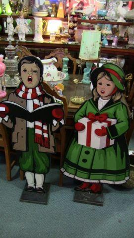 Carolers Christmas Decorations