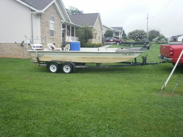 Carolina Skiff 2170 21ft W 115 Hp Boat In