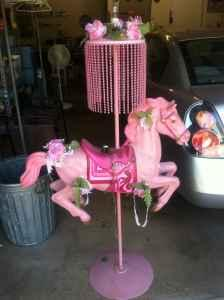 Carousel Horse Floor Lamp - (Abilene) for Sale in Abilene, Texas ...