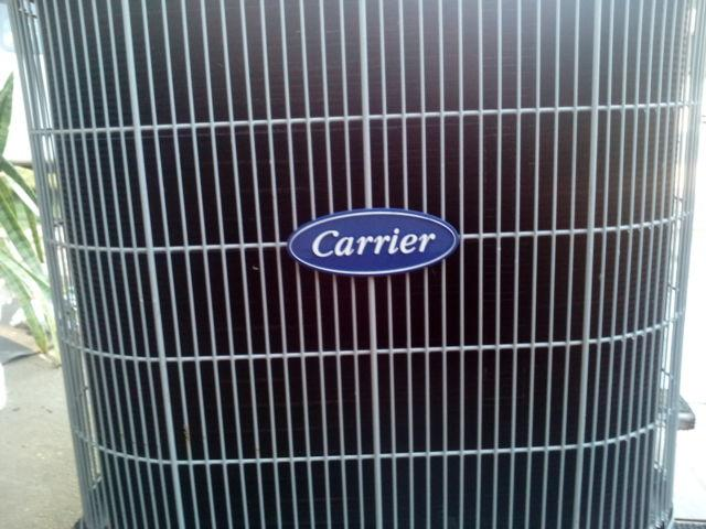 Carrier 2 ton 2015 mondel condensing unit