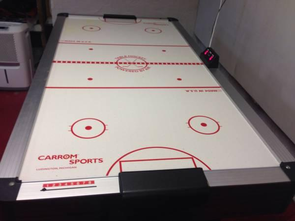 Carrom table hockey images carrom games air hockey table greentooth Choice Image